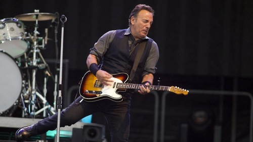 Bruce: his memoir is on the way at the end of the month.