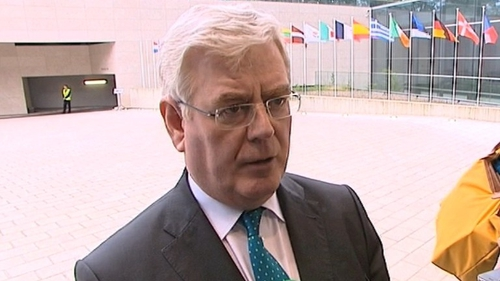 Tánaiste Eamon Gilmore says a referendum on same-sex marriage could take place next year