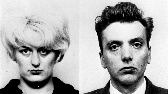 Brady and Myra Hindley were jailed for life in 1966