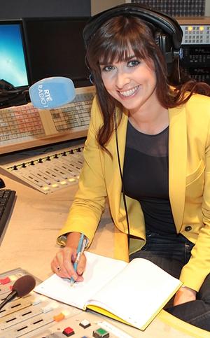 Aoibhinn Ní Shúilleabháin is to present a new Sunday morning summer series on RTÉ Radio 1, Aoibhinn & Company