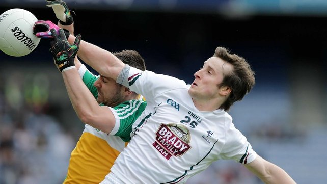 Ollie Lyons will miss the Leinster SFC semi-final
