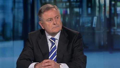 Brendan Howlin said the callousness shown in the Anglo tapes was 'mind blowing'