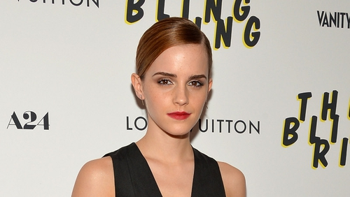 Emma Watson has hit out at Paris Hilton and her lavish lifestyle