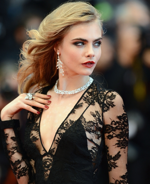 Cara Delevingne wants to be a Bond girl