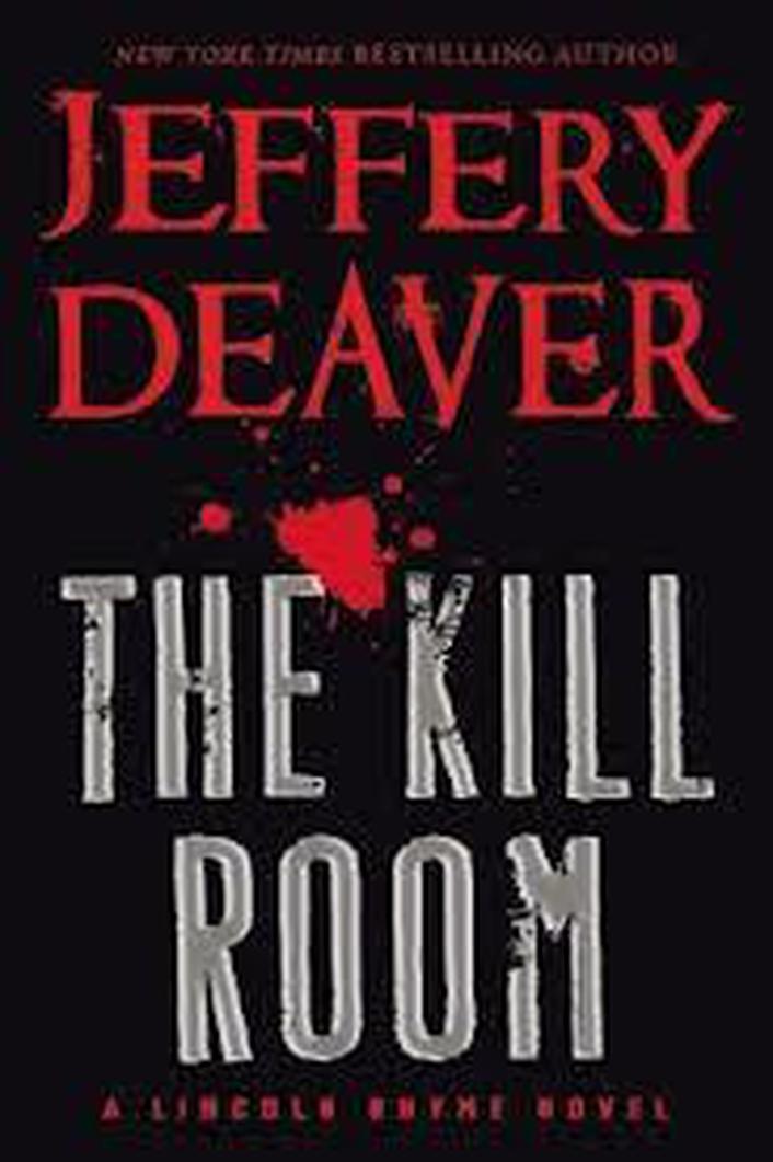 Author Jeffrey Deaver