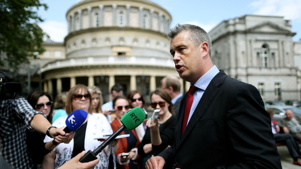 Colm Keaveney has been a consistent critic of Labour's performance in Government