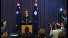 Gillard defeated in leadership battle