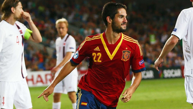 Isco looks set to move to Madrid