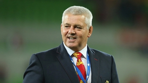 Warren Gatland guided the Lions to a series win over Australia in 2013