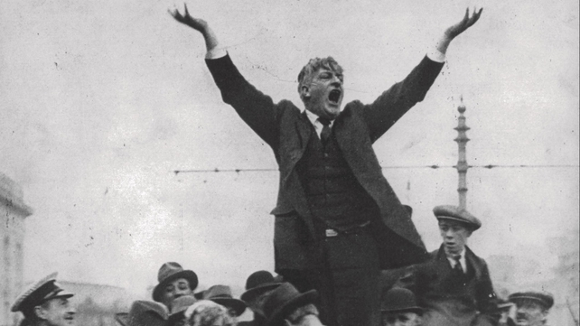 A number of events are taking place to mark the centenary of the lockout (Pic: RTÉ Stills Library)