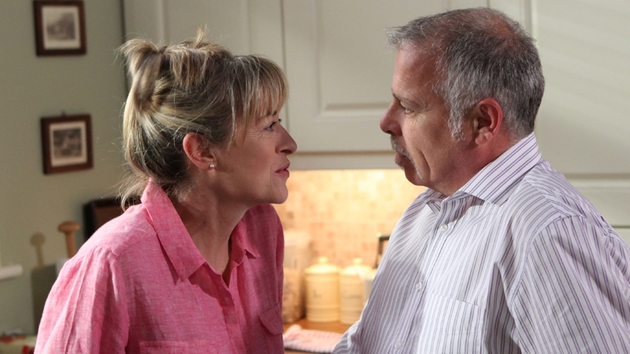 Judith gives Luke another chance