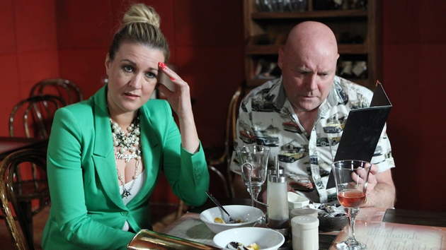 Orla's date with Johnny Green is a disaster