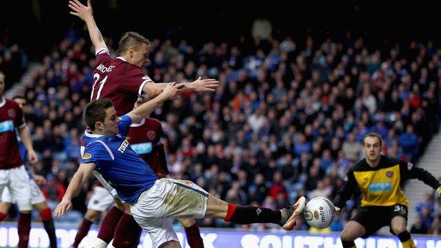 Hearts and Rangers will not meet in pre-season