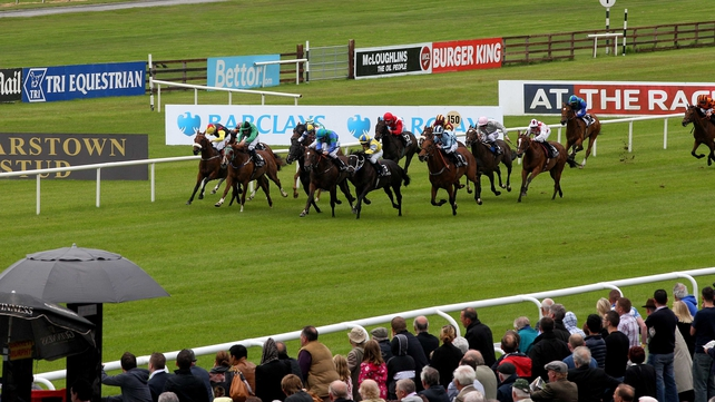 The card at the Curragh gets underway at 1.45