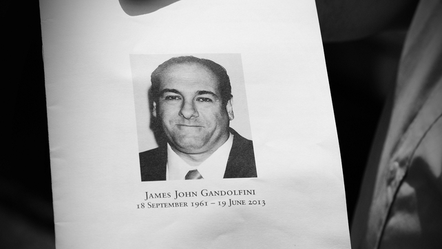 James Gandolfini died of a heart attack last week while on holiday with his son in Italy