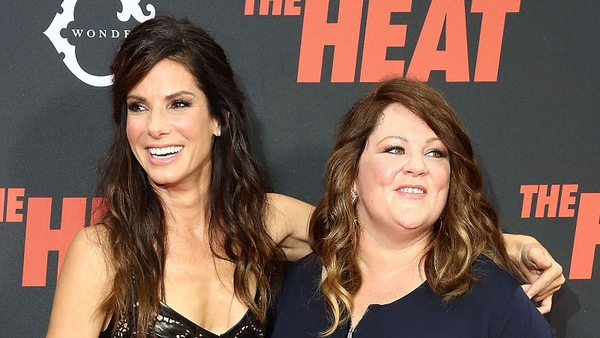 Sandra Bullock had an instant connection with Melissa McCarthy