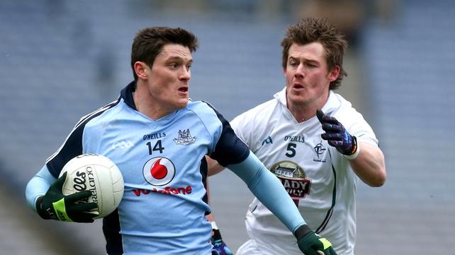 Dublin last faced Kildare in the league in March