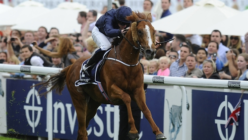 Ruler Of The World is set for a return to the Epsom Downs