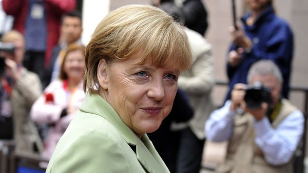 Angela Merkel said the recordings were damaging democracy