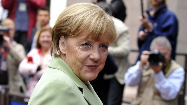 Angela Merkel said the recordings were damaging democracy
