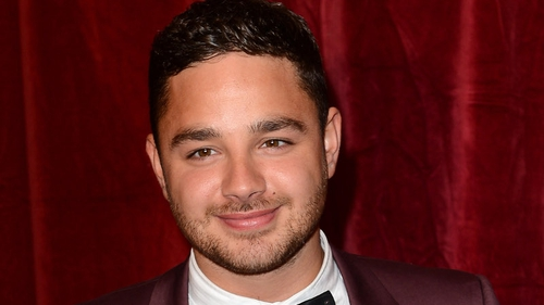 Adam Thomas missed working with his Emmerdale on-screen dad James Thornton
