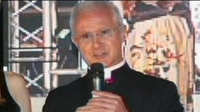 Prosecutors allege Msgr Nunzio Scarano was involved in a money-laundering plot