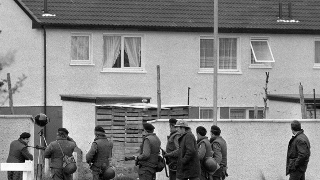 Following a major security operation, the kidnappers were traced to a house in Co Kildare