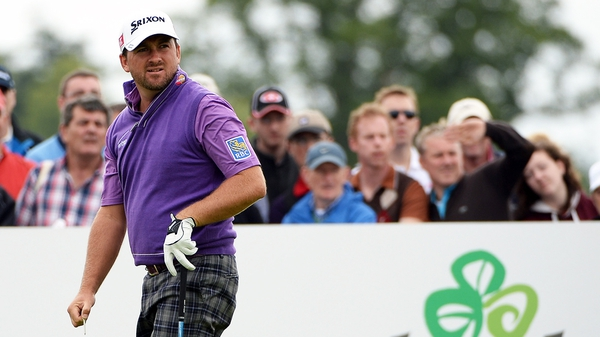Graeme McDowell: 'It is a very touchy political and religious subject, one that myself and Rory have not really enjoyed answering questions about'