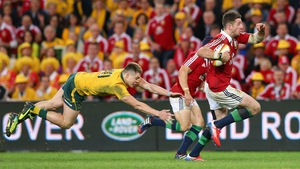 Alex Cuthbert returns from injury to face Australia