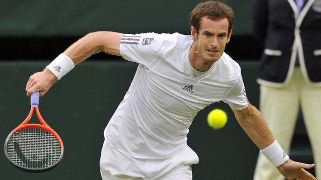 Andy Murray remains on track to reach a consecutive Wimbledon final