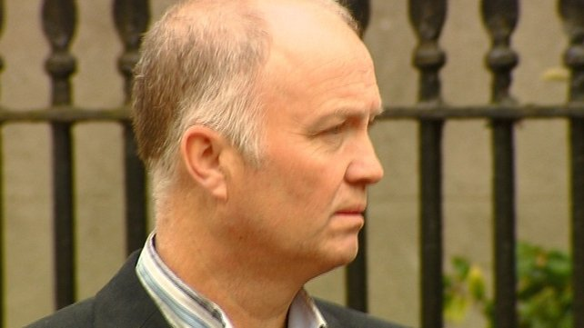 Denis Enright received a 12-month suspended sentence