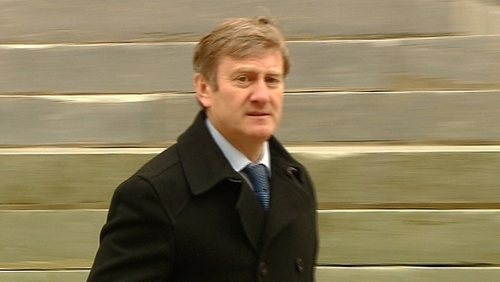 Patrick Enright pleaded guilty to nine counts of forgery