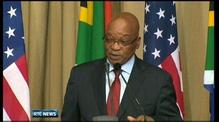 Zuma hopes Mandela will be out of hospital soon