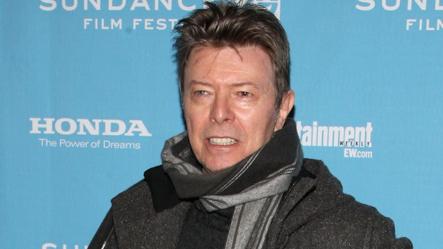 Bowie - To play Hannibal's uncle?
