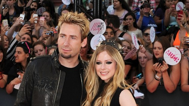 Kroeger and Lavigne - South of France wedding?