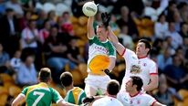 Damian Lawlor reacts to Offaly's Championship hammering at the hands of Tyrone, and the weekend's Championship action in general