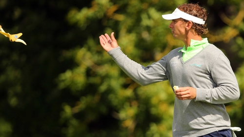 Joost Luiten: 'You still have to go out and make some birdies, be patient and take it one shot at a time'