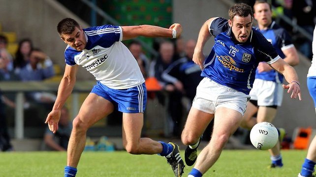 Monaghan edged past Cavan to book an Ulster final spot