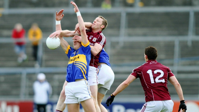 Galway will now hope to build on this victory