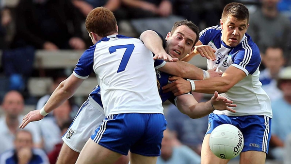 Monaghan can now look forward to a date with Donegal