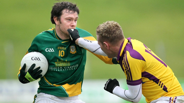Meath and Wexford meet in Croke Park looking to gain a place in the Leinster final