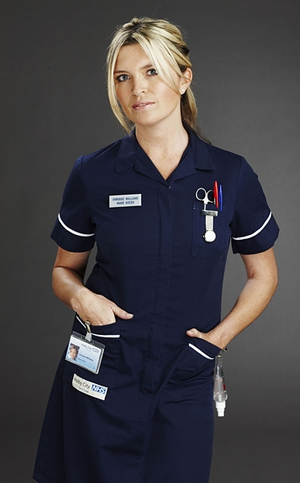 It was announced that actress Tina Hobley is leaving Holby City after 12 years