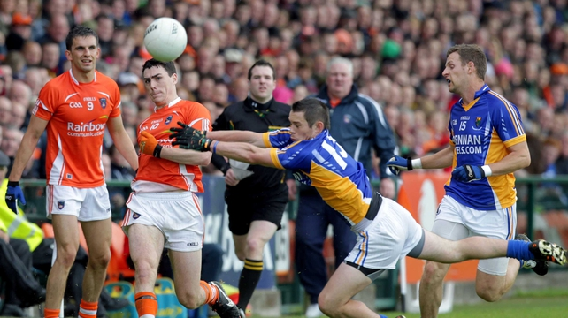 Armagh made light work of Wicklow in the Athletic Grounds