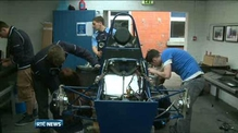 DIT team prepares for Formula Student challenge at Silverstone