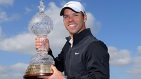 Paul Casey on his delight at winning the 2013 Irish Open.