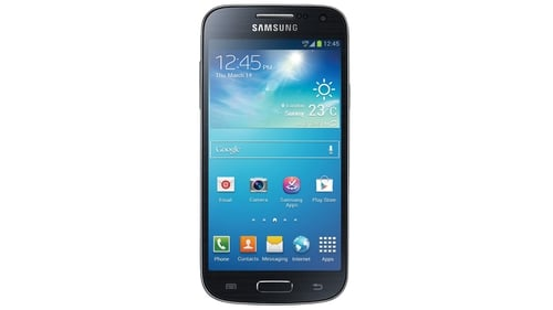 Samsung GS4 mini to giveaway