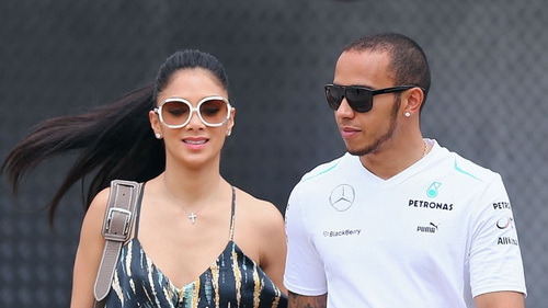Lewis Hamilton has opened up about his break-up with Nicole Scherzinger