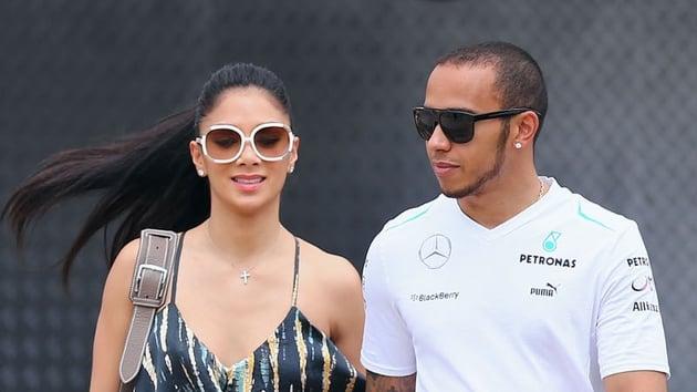 Lewis Hamilton has opened up about his break-up with Nicole Scherzinger