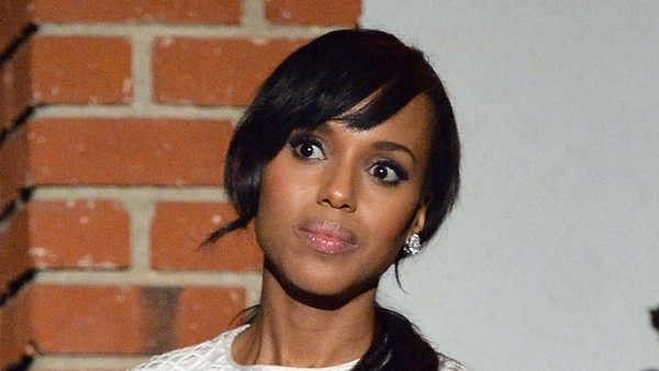 Kerry Washington had concerns about becoming famous