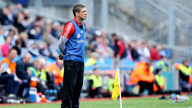 Kieran McGeeney will adopt dual inter-county roles